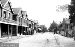Fleet, Fleet Road 1903