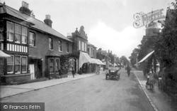 Fleet, Fleet Road 1924