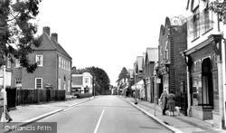 Fleet, Fleet Road c.1955