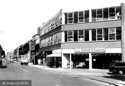Fleet, Fleet Road c.1965
