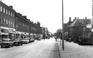 Fleet, Fleet Road c1965