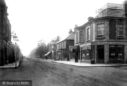 Fleet, Market Place 1903