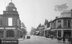 Fleet, Market Place 1920