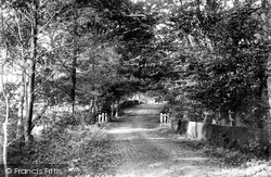 Fleet, Minley Road 1903