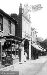 Fleet, Oakley's Stores, Market Place 1906
