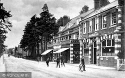 Fleet, Post Office 1907