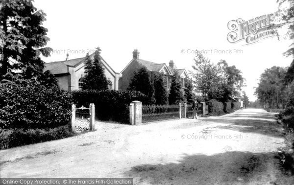 Photo of Fleet, Reading Road 1903