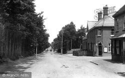 Fleet, Road To Station 1908