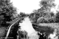 Fleet, The Canal c.1965