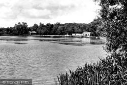 Fleet, The Pond c.1965
