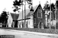 Fleet, The Wesleyan Church 1903