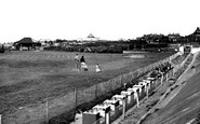 Fleetwood, Miniature Golf Course and Railway c1955