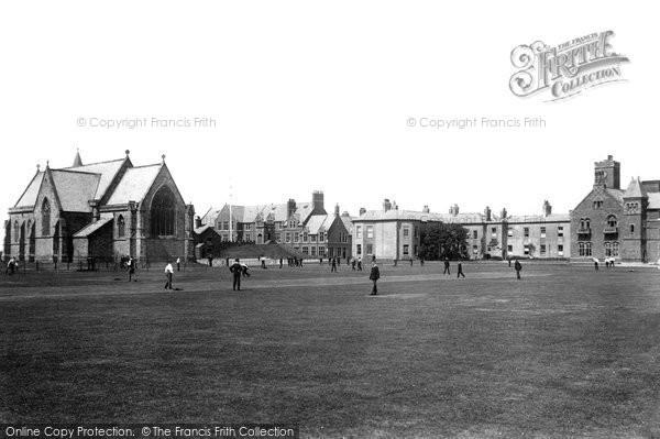 Photo of Fleetwood, Rossall School 1904