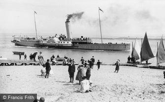 Fleetwood, the Barrow Boat 1908