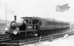 Fletching, Bluebell Railway, Bluebell And Chesham Set c.1965