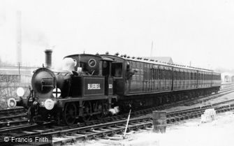Fletching, Bluebell Railway, Bluebell and Chesham Set c1965