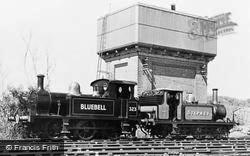 Fletching, Bluebell Railway, Bluebell And Stepney c.1965