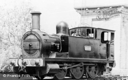 Bluebell Railway, North London Railway 0-6-0 Tank c.1965, Fletching