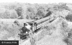En Route To Horsted Keynes c.1965, Fletching