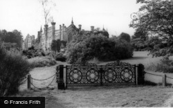 Sheffield Park c.1965, Fletching
