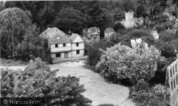 The Village In A Village c.1955, Fletching