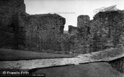 Flint, Castle 1952
