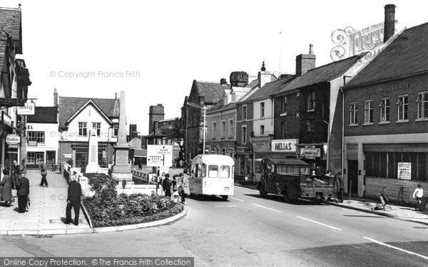 Flint, Chester Street c1965