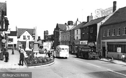 Flint, Chester Street c.1965