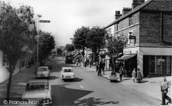 Flint, Church Street c.1965