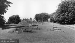 Flint, Cornist Hall Park c.1965