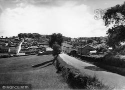 Back Hill 1936, Flint Mountain