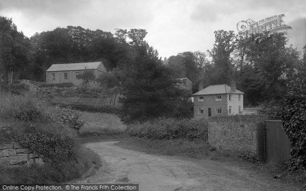 Flint Mountain, Pant-y-Garreg 1936