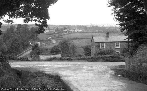 Photo of Flint Mountain, Pen Y Glyn 1936