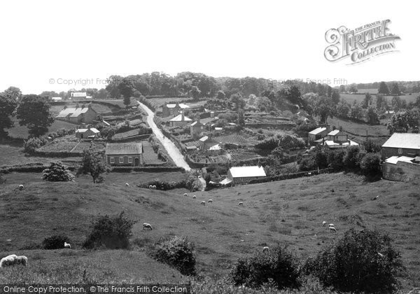 Photo of Flint Mountain, Pentre Hill 1936