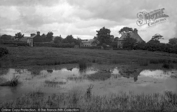Photo of Flint Mountain, The Common 1936
