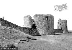 Flint, The Castle c.1939