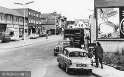 Flint, Trelawney Square c.1965