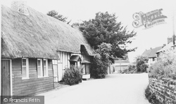 Flitton, The Barn, Brook Lane c.1955