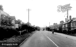 Ampthill Road c.1960, Flitwick