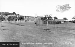 Redbourne School c.1965, Flitwick