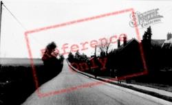 Steppingley Road c.1955, Flitwick