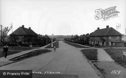 The Avenue c.1955, Flitwick