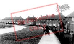 The Greenways c.1955, Flitwick