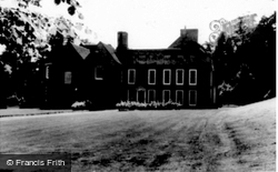 The Manor c.1960, Flitwick