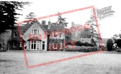 The Manor House c.1960, Flitwick