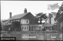 The Mill House c.1955, Flitwick