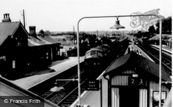 The Station c.1960, Flitwick