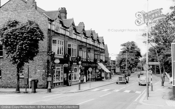Flixton, Flixton Road c1965