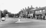 Flixton, Moorside Road c1965