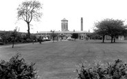 Flixton, Park Hospital c1965
